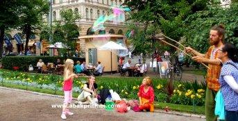 Rainbow in Bubbles, Helsinki (8)