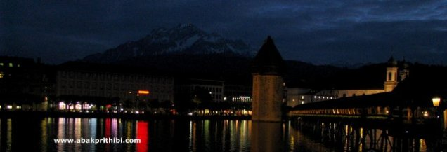 Kapellbrücke, Lucerne, Switzerland (1)