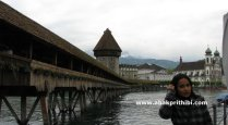 Kapellbrücke, Lucerne, Switzerland (3)
