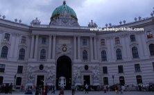 The Hofburg imperial palace, Vienna, Austria (1)