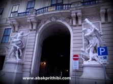 The Hofburg imperial palace, Vienna, Austria (11)