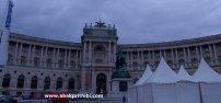 The Hofburg imperial palace, Vienna, Austria (3)