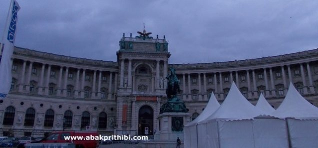 The Hofburg imperial palace, Vienna, Austria (3)