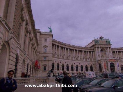 The Hofburg imperial palace, Vienna, Austria (4)