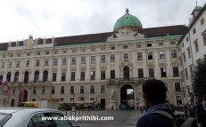 The Hofburg imperial palace, Vienna, Austria (5)
