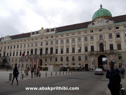 The Hofburg imperial palace, Vienna, Austria (6)