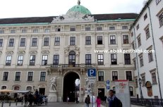 The Hofburg imperial palace, Vienna, Austria (9)