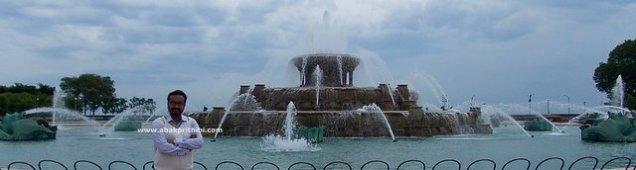 Clarence Buckingham Memorial Fountain, Chicago (1)