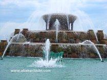 Clarence Buckingham Memorial Fountain, Chicago (2)