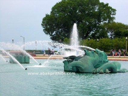 Clarence Buckingham Memorial Fountain, Chicago (3)