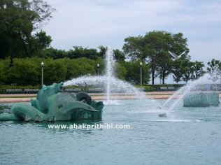 Clarence Buckingham Memorial Fountain, Chicago (4)