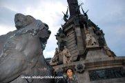 The Columbus Monument, Barcelona, Spain (3)