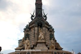 The Columbus Monument, Barcelona, Spain (4)