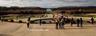 The Latona Fountain, Gardens of Versailles, France (2)