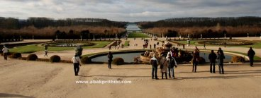 The Latona Fountain, Gardens of Versailles, France (2)