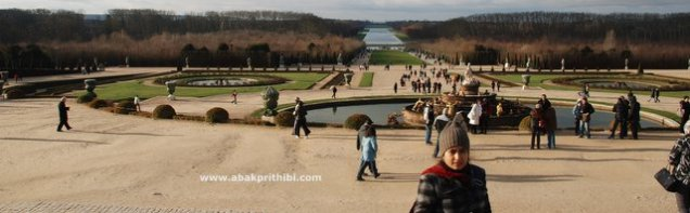 The Latona Fountain, Gardens of Versailles, France (3)