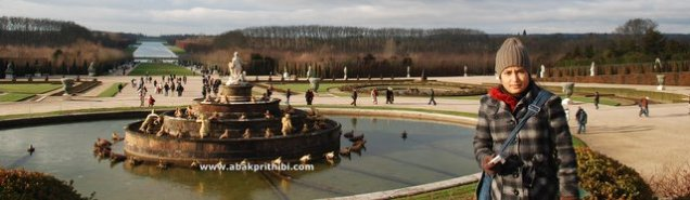 The Latona Fountain, Gardens of Versailles, France (5)