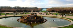 The Latona Fountain, Gardens of Versailles, France (6)