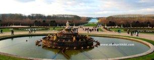 The Latona Fountain, Gardens of Versailles, France (6)