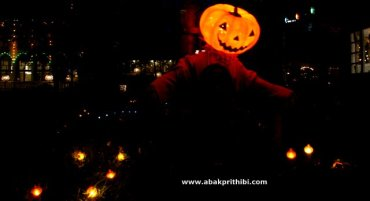 Jack o'lantern of Halloween (2)