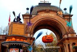 Tivoli garden, Halloween