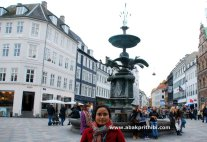 The Stork Fountain, Copenhagen, Denmark (2)