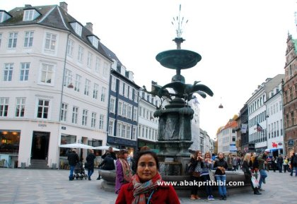The Stork Fountain, Copenhagen, Denmark (2)
