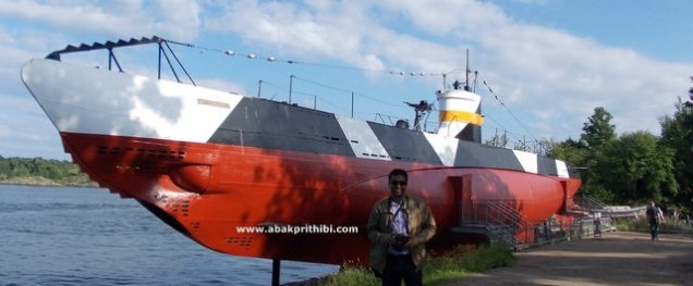 Submarine Vesikko, Suomenlinna, Finland (3)