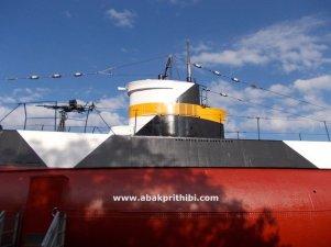 Submarine Vesikko, Suomenlinna, Finland (4)