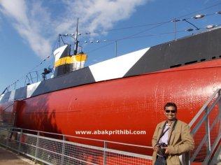 Submarine Vesikko, Suomenlinna, Finland (5)