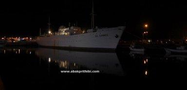 The Gil Eannes, Portuguese hospital ship, Viana do Castelo (2)