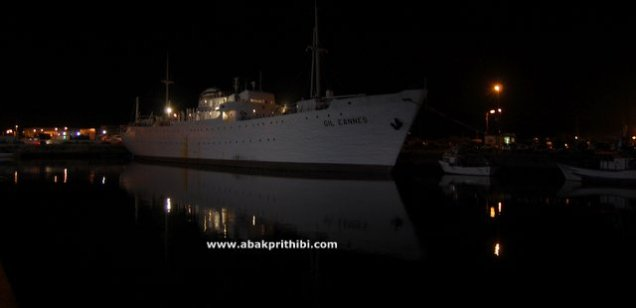 The Gil Eannes, Portuguese hospital ship, Viana do Castelo (2)