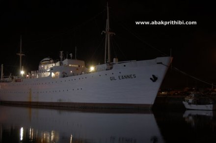 The Gil Eannes, Portuguese hospital ship, Viana do Castelo (3)