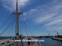 The Gil Eannes, Portuguese hospital ship, Viana do Castelo (8)