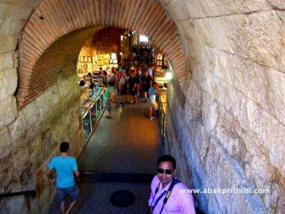 Underground Market of Diocletian_s Palace, Split, Croatia (1)