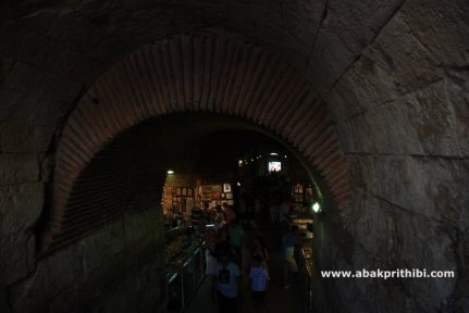Underground Market of Diocletian_s Palace, Split, Croatia (2)