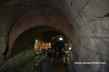 Underground Market of Diocletian_s Palace, Split, Croatia (3)