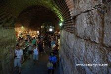 Underground Market of Diocletian_s Palace, Split, Croatia (4)