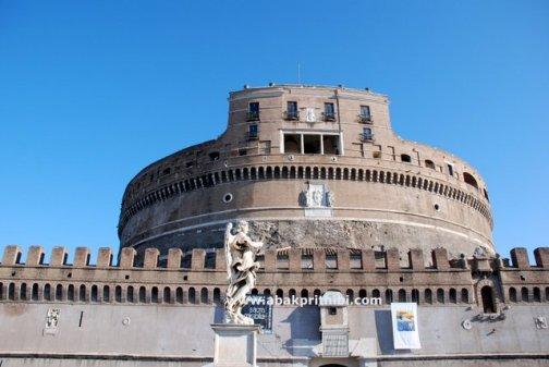 Castel Sant'Angelo, Rome, Italy (1).JPG