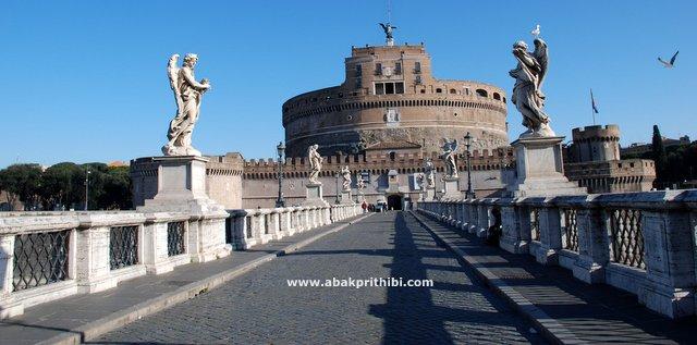 Castel Sant'Angelo, Rome, Italy (2).JPG