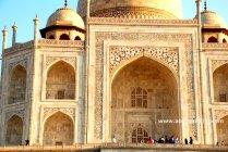 The Taj Mahal, Agra, India (1)