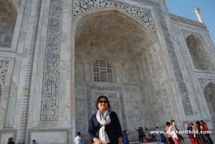 The Taj Mahal, Agra, India (14)