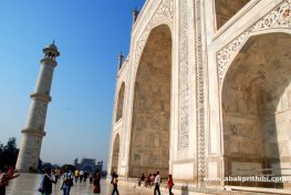The Taj Mahal, Agra, India (18)