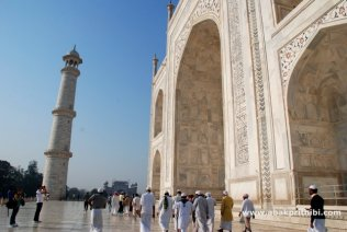 The Taj Mahal, Agra, India (19)