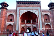 The Taj Mahal, Agra, India (2)