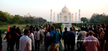The Taj Mahal, Agra, India (3)