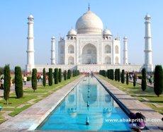 The Taj Mahal, Agra, India (3)