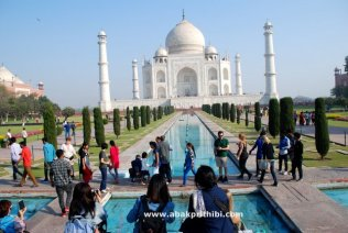 The Taj Mahal, Agra, India (4)