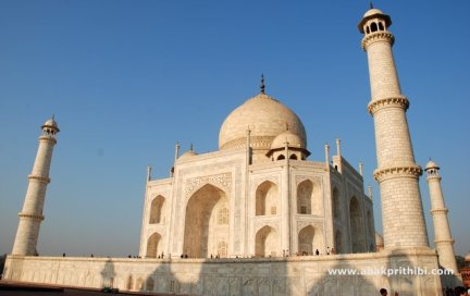 The Taj Mahal, Agra, India (6)