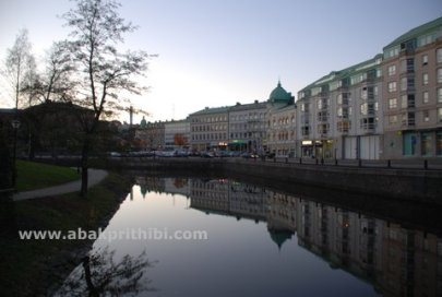 The Göta älv River, Gothenburg, Sweden (4)